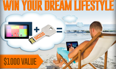 Win Your Dream Lifestyle